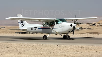 4X-CDT - Cessna 172M Skyhawk - FN Aviation