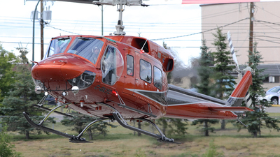 C-GLYO - Bell 212 - Airspan Helicopters