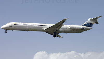 UR-BXN - McDonnell Douglas MD-83 - Bukovyna Aviation Enterprise