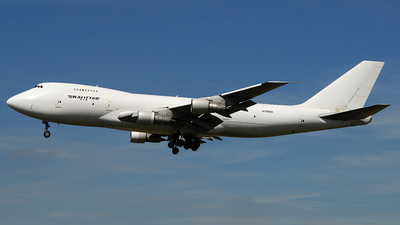 N790CK - Boeing 747-251B(SF) - Kalitta Air