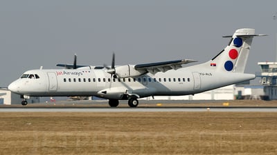 YU-ALS - ATR 72-201 - Jat Airways