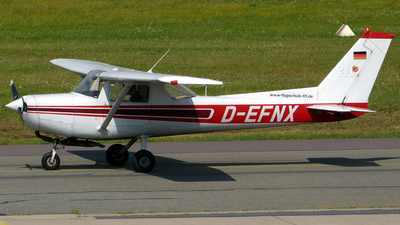 D-EFNX - Reims-Cessna F152 - Private