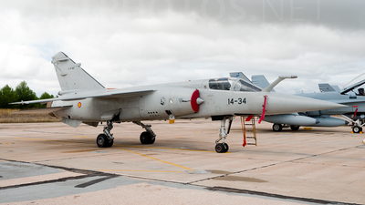 C.14-60 - Dassault Mirage F1M - Spain - Air Force