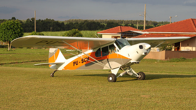 PU-SCH - Piper J-3F-65 Cub - Private