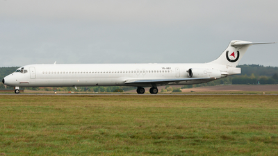YR-HBY - McDonnell Douglas MD-83 - Medallion Air