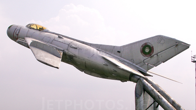 19 - Mikoyan-Gurevich Mig-19PM Farmer D - Bulgaria - Air Force
