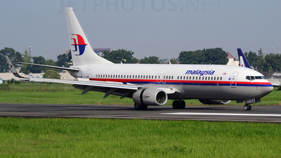 9M-FFA - Boeing 737-8Q8 - Malaysia Airlines