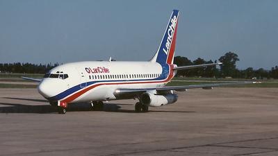 CC-CVG - Boeing 737-291(Adv) - Lan Chile