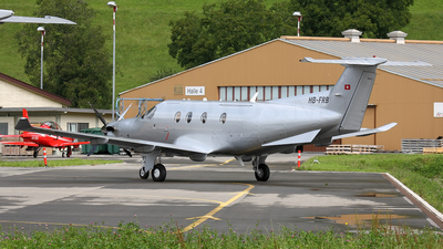 HB-FRB - Pilatus PC-12/47E - Private