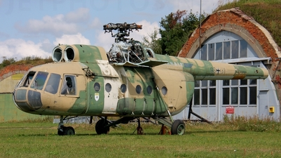 93-31 - Mil Mi-8T Hip - Germany - Air Force