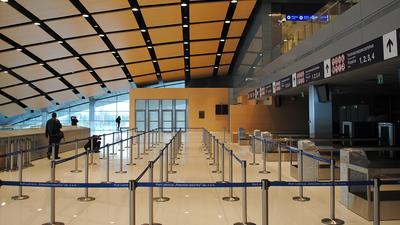 EPRZ - Airport - Terminal