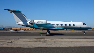 N527JC - Gulfstream G-IV - Private