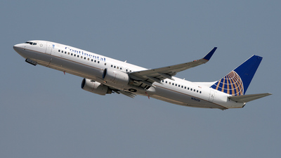 N76515 - Boeing 737-824 - Continental Airlines