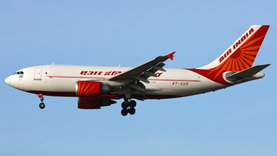 VT-EQS - Airbus A310-304(F) - Air India Cargo