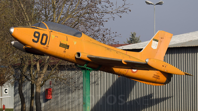 MM54189 - Aermacchi MB-326E - Italy - Air Force