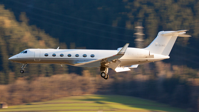 M-SAWO - Gulfstream G550 - Private