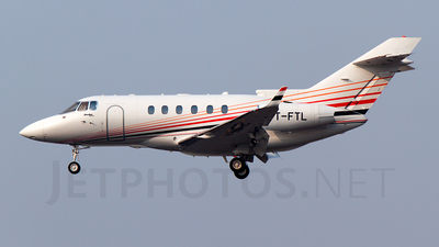 A picture of VTFTL - Hawker 850XP - [258980] - © Girish B