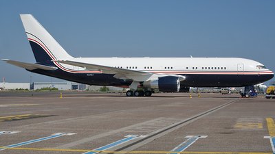 N2767 - Boeing 767-238(ER) - Private