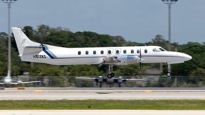 A picture of N672KS - Fairchild Swearingen Metroliner - [AC472] - © Mark Lawrence