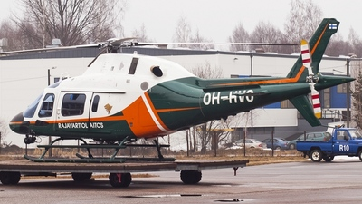 OH-HVO - Agusta-Westland AW-119Ke - Finland - Frontier Guard