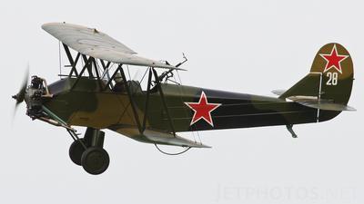 G-BSSY - Polikarpov PO-2 - Private