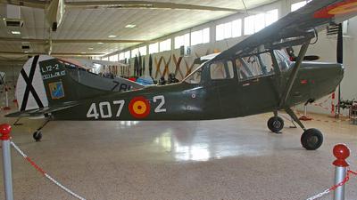 L.12-2 - Cessna O-1 Bird Dog - Spain - Air Force