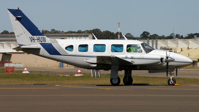 A picture of VHHUW - Piper PA31 - [31787] - © Brenden