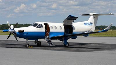 N263RS - Pilatus PC-12 - Private
