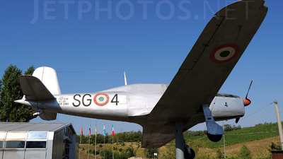MM52805 - Fiat G46 - Italy - Air Force