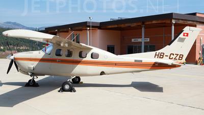 A picture of HBCZB - Cessna P210N Pressurized Centurion - [P2100780] - © Luigi Macciò