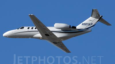 A picture of N921AP - Cessna 525A CitationJet CJ2 - [525A0137] - © Agustin Anaya