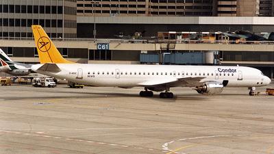 D-ADUC - Douglas DC-8-73(CF) - Condor