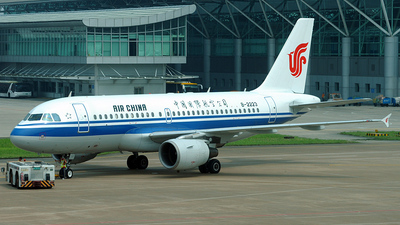 B-2223 - Airbus A319-112 - Air China
