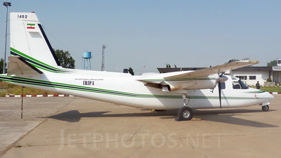 1402 - Rockwell 690A Turbo Commander - Iran - Police Aviation