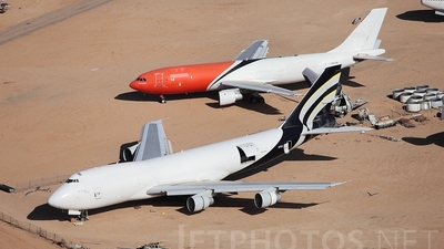 A picture of N753SA - Boeing 747228F - [21787] - © Edward Pascuzzi