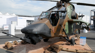 2040 - Eurocopter EC 665 Tiger HAP - France - Army