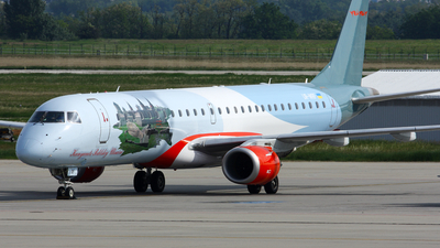 UR-WRF - Embraer 190-200IGW - Windrose Airlines