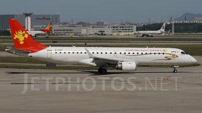 B-3127 - Embraer 190-100LR - Grand China Express