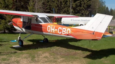 OH-CBQ - Reims-Cessna F150J - Private