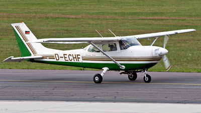 D-ECHF - Reims-Cessna F172H Skyhawk - Private