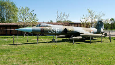 MM6595 - Lockheed RF-104G Starfighter - Italy - Air Force