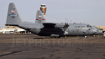 87-9287 - Lockheed C-130H Hercules - United States - US Air Force (USAF)