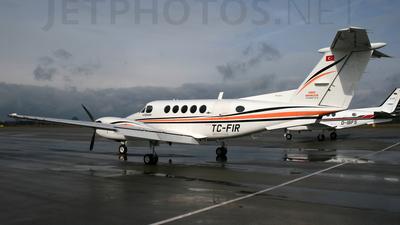 TC-FIR - Beechcraft B200 Super King Air - Firat Aviation