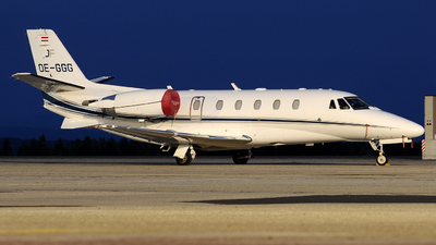 OE-GGG - Cessna 560XL Citation Excel - JetFly