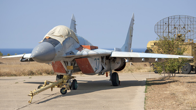 37 - Mikoyan-Gurevich MiG-29 Fulcrum - Ukraine - Air Force
