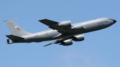 63-8879 - Boeing KC-135R Stratotanker - United States - US Air Force (USAF)