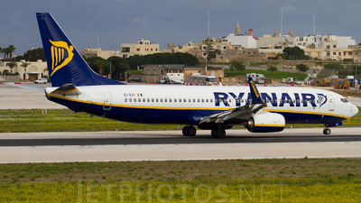 EI-EVI - Boeing 737-8AS - Ryanair