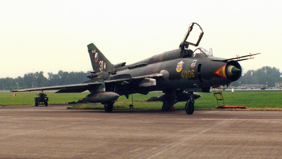4006 - Sukhoi Su-22M4 Fitter K - Czech Republic - Air Force