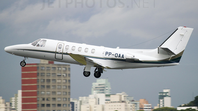 PP-OAA - Cessna 550B Citation Bravo - Private