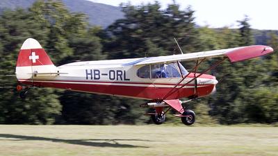 A picture of HBORL - Piper PA18180M Super Cub - [185301] - © Kurt Greul